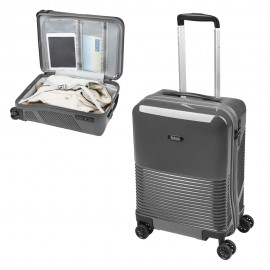 Valise cabine grise