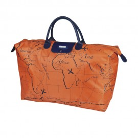Sac pliable orange