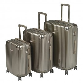 Valise polycarbonate Or